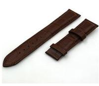 Wholesale Wrist Watch Made China - Hot Sale China Made high quality Custom Logo luxury bamboo genuine leather scurb wrist watch strap