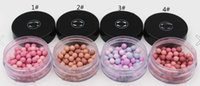 Wholesale Product Carbon - 1 PCS products factory direct selling cosmetics powdery cake more carbon powder ball 4 color free shipping