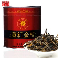 organic canned food - C HC002 China Yunnan exquisite canned tea Dianhong Black tea buds War and early spring loose cha Fengqing good organic food