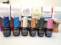 Wholesale Products For Gel Polish Nails - 50pcs 15ml Gelcolor Soak Off UV Gel Nail Polish Fangernail Beauty Care Product 256colors Choose For Nail Art Design 256 Colors long-lasting