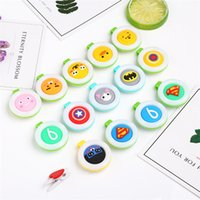 Wholesale Clip Buttons - New Mosquito Repellent Badge Button Buckle Colorful Baby Pregnant Woman Mosquito Repellent Clip Protection Stationery Set DHL free shipping