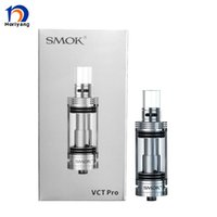 Wholesale Slim Tank Pro - Wholesale- 100% Authentic Vapor Chaser Tank Pro SMOK VCT Pro Atomizer Tank 5ml Large Capacity Slim Tank From Noriyang