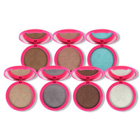 Wholesale Multi Color Highlighter - Five star Skin Frost 8 colors Highlighter makeup Discount Price 5 Star Cosmetics King TUT Peach Goddess foundation palette eyeshadow
