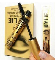 Wholesale Magic Goods - FREE SHIPPING HOT good quality Lowest Best-Selling good sale MAKEUP NewEST Eyes Kylie Kylie Magic Thick Slim Waterproof Mascara & free gift