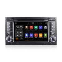 Android 5.1 reproductor de DVD de coches reproductor multimedia sistema RK3188 con Wi-Fi DAB CanBus para Audi A4 (2002-2007) SEAT EXEO (2009-2012) S4 RS4