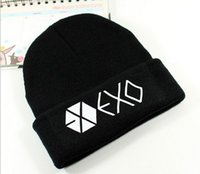 Wholesale City Ties - 2016 Newest Beanies Pom Knit Hats Sports Cap black beanies EXO brand skull caps Mix Match Order All City Caps in stock Top Quality Hat