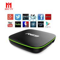 Wholesale B Player - New R69 Android 4.4 TV Box DDRIII 1GB+8GB allwinner H2 Quad-Core (1.5GHZ) Wifi 802.11 b g  n Media Player VS MXQ X96 2017