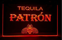 Wholesale Tequila Bar Signs - b132 Tequila Patron beer bar pub club 3d signs led neon light sign home decor crafts