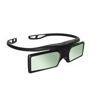 gözlük olmadan 3d toptan satış-Toptan-2 adet 3D Aktif Shutter Gözlük Sony için 3D gözlük 3D gözlük TV Değiştirin TDG-BT500A TDG-BT400A 55W800B W850B W950A W900A 55X8500B