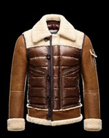 Wholesale slim down light - 2017 Luxury Brand Duck Down Jackets XXMOncl** Men's cotton Down Jacket Light Standing Collar Slim Clothes Male Fall Spring Clothing Outwear