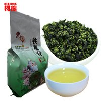 Wholesale Outlet Chinese - C-WL034 Factory Outlet Natural Organic 50g Anxi Tieguanyin Oolong Tea Chinese Top grade Tikuanyin tea Tie Guan Yin Health Care Green tea