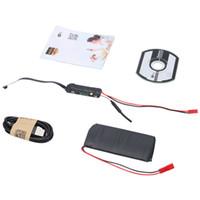 ev güvenliği için mini kameralar toptan satış-DIY Modülü Mini Kamera 1080 P P2P WIFI Mini IP Kamera Ev Ofis Güvenlik Gözetleme Kamera Full HD mini DV DVR Z88