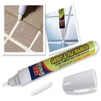 Wholesale 20Pcs Grout Aide Repair Tile Marker Wall Pen For Repair Ceramic Tile Accessories