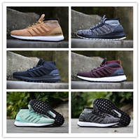 Wholesale Point Socks - Triple Black White Ultra Boost ATR Cheap Men Women UltraBoost Sock Shoes Trainers Sneakers With Boxes Size US5--11 Hot Sale