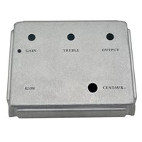 Wholesale Pedals Vintage - Vintage KLON Centaur Professional Overdrive Guitar Effects Pedal silver color