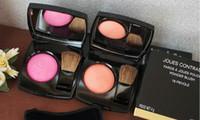 Wholesale Branded Blush - Free shipping New brand blusher LE BLUSH CREME DE BLUSH 15G 8 color blush for choose 1pcs lot