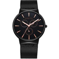 Relógio de marca de luxo Men Steel Rose Gold Quartz Watch Lover Dress Casual relógios de pulso relógio masculino Reloj Hombre Relogio Montre Drop Shipping