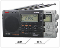 Wholesale Tuning Pl - Wholesale-Tecsun PL-660 full-band digital tuning stereo clock-controlled charging Desheng Radio high quality new