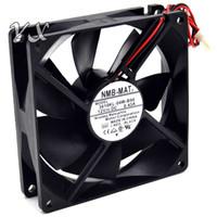 вентилятор 12v 2wire оптовых-9025 9 см 12 В 3610kl-04w-B50 0.43 a 2wire вентилятор шарикоподшипника NMB