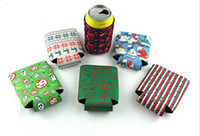 Wholesale Stubby Holders - Wholesale custom neoprene stubby holder stubby cooler bag, wedding gift koozie favor custom can cooler stubby holder 1000pcs