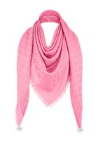 Wholesale Silk Square Scarves Heart - Women Newest scarf famous brand Cashmere cotton scarves & wraps silk wool shawls square Design size 140*140cm Fashion Pashmina With tag labl