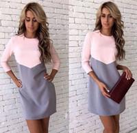 boş etekler toptan satış-Yeni 2017 ekleme yumru renk destek eğlence elbise etek elbise