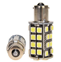 Wholesale Custom Car Door Lights - Custom 12v car led lights 1156 1157 40led 5050smd car side tail backup light turn parking brake reverse lamp