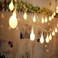 Outdoor Globe String Lights Wholesale clear globe string