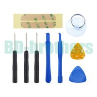 Wholesale Opening Tools For 3g - 9 in 1 Pry tool Kit Opening Tools kit FOR Apple iPhone 3G 4 4G 4S 5 5G 5S 6G or 6 Plus 1000sets
