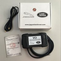 Wholesale Vci Scanner - High-quality auto diagnostic scanner profesional For Jaguar and For Land Rover JLR VCI auto diagnostic tool DHL Free Shipping
