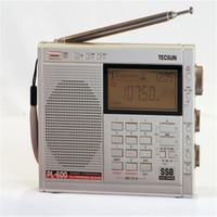 ingrosso ricevitore portatile ssb-Ricevitore radio digitale portatile stereo sintetizzato FM-SW / SSB / PLL FM-PLS 600 all'ingrosso-TECSUN