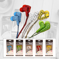 Wholesale wired tablets for sale - LW323 Newest In Ear Headphone Fabric Nylon Earphone Stereo Music Headset With Volume Control For iphone Smart Phone Tablet Samsung Mp3