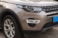 Wholesale Lamp Decorative Covers - ABS Car Front Fog Lamp Frame Decorative Cover T For Land Rover Discovery Sport 2015-16 Car Styling