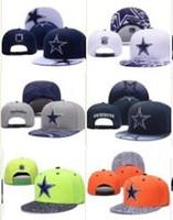 Wholesale Dallas Cowboys Hats - Hot wholesale 100% Top Quality 2017 Newest Cowboys Dallas Snapbacks Cap Adjustable Baseball Caps hip hop Hat Snap back bone Fashion dad hats
