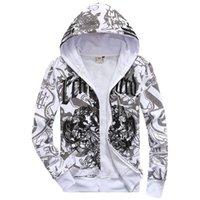 Wholesale Mens Cartoon Hoodies Sale - Wholesale-2016 New Fashion Casual Cartoon Hoodies Men High Quality Mens Hoodies and Sweatshirts Oversized Loose Male Sweatshirt Hot Sale