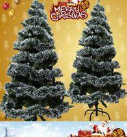 ingrosso belle ghirlande-2M decorazione natalizia nastro verde scuro top bianco bordo nastro ghirlanda nuovo anno enfeites de natale bel noel natale 77