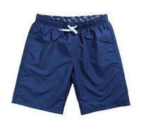 Wholesale Mens Swim Trunks Pockets - wholesale Mens Swimwear Male Swimming Beach Shorts quick dry Mans half swimwear 3 pockets Free DHL D529