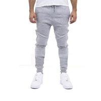 Wholesale Drop Crotch Skinny Pants Men - Wholesale-NEW Designer Mens Pants Harem Joggers Sweatpants Elastic Cuff Drop Crotch Drawstring Biker Joggers Pants For Men Black Gray