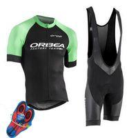 Wholesale Orbea Bike Jersey - 2018 NEU! ORBEA Radtrikot Jersey Ropa De Ciclismo Maillot Radfahren Kleidung Set Bike Wear Gel Pad Atmungs