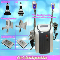 Wholesale I Ce - best quality beauty salon equipment i-lipo machine fat freezing lipofreeze cavitation rf slimming radio frequency skin tightening machine