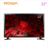 Wholesale Computer Tvs - Rimowa 22 inch LCD Blu-ray TV U disk to watch movies when the computer monitor resolution 1920 * 1080P hot new products free shipping