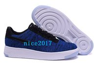 Lace-Up spring air lines - Men size new style low shoes Fly line Air mesh Breathable One flykwire racers