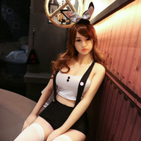 Wholesale Oral Anime - real silicone sex dolls skeleton japanese full adult anime oral love doll realistic vagina toys for men sexy big breast
