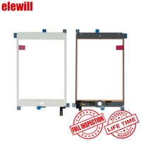 Wholesale For iPad Mini Digitizer Screen Replacement with Chip IC Adhesive Home Button InstalledPre assembly with Free DHL Shipping