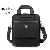 "Wholesale Tablet Computer Briefcase - Wholesale- Tablet PC bag Briefcase for 12.9"" ipad Pro Shoulder Bag Men's Messenger bags 1680D Nylon Waterproof fabric"