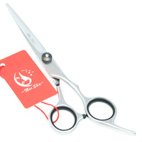 Wholesale thin blade - 7.0Inch Meisha Hot Grooming Scissors for Pet JP440C Professional Cutting & Thinning & Curved Dog Cat Shears Tesoura Puppy, HB0043