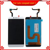 Wholesale Touch Screen Cell Phone Parts - Replacement Cool1 Dual C106 Display Touch Screen Digitizer Assembly For Letv Le LeEco Coolpad Cool 1 Cell Phone Parts