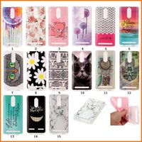 Wholesale Lenovo Mobiles Covers - New TPU Soft Back Cover for Lenovo Vibe K5 Note C2 K6 Power C A2020 Mobile Phone Color Case