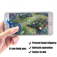 2017 Wholeale Hot Sale Mini joystick mobile à grande vitesse à la mode pour Android iOS Mobile Mobile Joystick