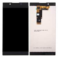 orijinal xperia dokunmatik ekran toptan satış-Orijinal Yeni Ekran Paneli Sayısallaştırıcı Meclisi 5.5 inç LCD Ekran Sony Xperia L1 G3311 G3312 için Orijinal Dokunmatik LCD Ekran + Orijinal ...